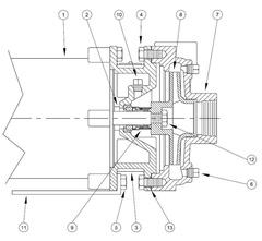 Burks Series GA4 Parts