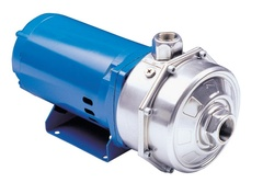Goulds Pumps LCC1J1D0 LC Multi-Stage Close Coupled Centrifugal Pump