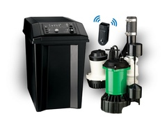 Hydromatic Pump FG-3100RC Battery Backup System Pumps