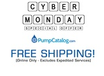 Cyber Monday FREE Standard Shipping Special Offer!