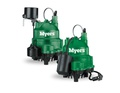 MDC33 MDC50 Sump Pumps