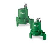 ME3 Elluent Pumps