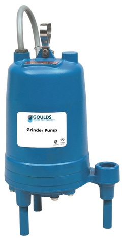 Goulds E-one Retrofit Extreme Singe Phase Grinder Pump