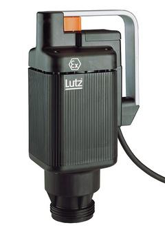 Lutz 0050-000 Drum Pump Motor MEII 3