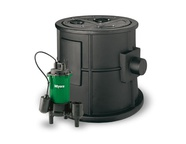 CMV Sewage Basin Pro Package