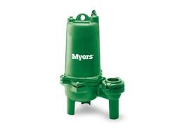 whrh series sewage pumps