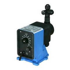 Pulsatron Pumps Model LEH6S2-PVC3-O16 Chemical Metering Pump