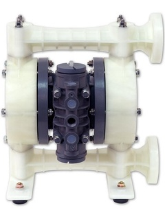 Yamada Pump NDP-25BPC-PP-FLG
