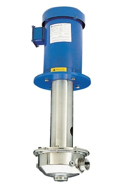 Goulds Pumps 2SL1E07F1 NPV End-Suction Vertically Immeresed G&L Pump