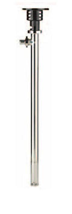 Lutz 0173-014 Drum Pump Tube B70V-D/DA 12.1 PTFE MS