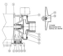 Burks Series G5-1-1/4 & G6-1-1/4 Parts