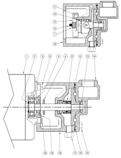 Burks Series CT Parts